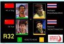 #คลิปย้อนหลัง R32 |XD| บาส+ปอป้อ (THA) vs (CHN) HE Ji Ting+DU Yue